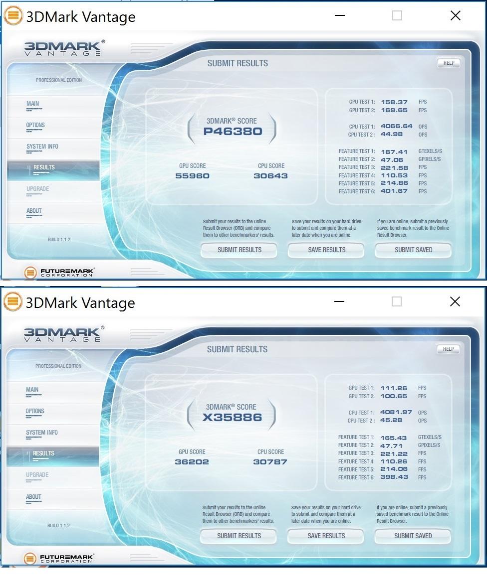 CLEVO P870DM-G / SAGER NP9870 / ORIGIN PC EON17-SLX Benchmark
