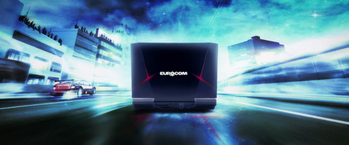 Eurocom Mobile Supercomputers